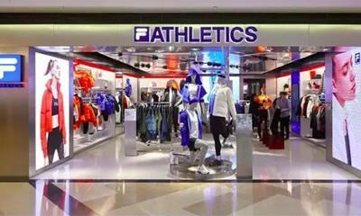 FILA推出FILA ATHLETICS独立店背后的野心是什么?