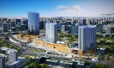 广州百信广场西区11月28日开业:引入超200家品牌 近半是首店