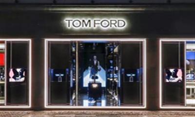 高端美妆越贵越受宠?TOM FORD亚洲面积最大美妆独立精品店开业