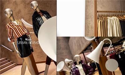 本土快时尚UR进驻欧洲时尚之都 李明光全球化野心伦敦起飞