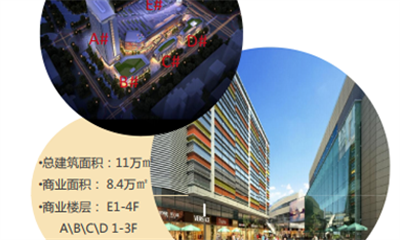 印力进军福建,长乐金港城商业中心正式改名福州印象汇