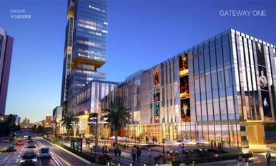 南京、沈阳两座花园城11月30日同日开业