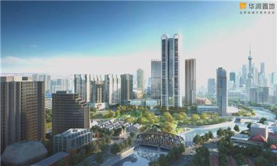 华润置地掀起商务生态变革浪潮,助力上海迎接进博会!