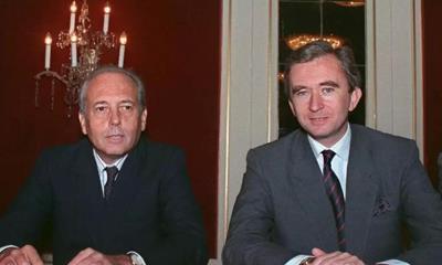 LVMH奠基人及首任总裁去世 享年87岁!
