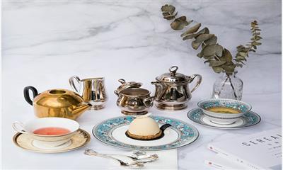 """留学6年丁宇石做起英式下午茶   """"纯正""""从6000元茶杯说起"""