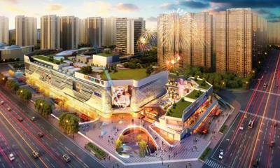 南昌新建吾悦广场11月9日开业 永辉、星轶影城、多奇妙等进驻