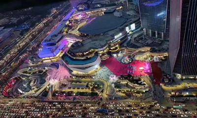 定局 �东莞中心城区商业格局重组 两大商业集群齐头并进