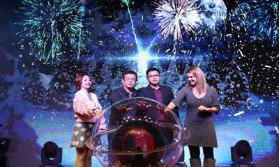 观澜湖新城2018缤纷歌舞盛会暨圣诞亮灯仪式圆满举办