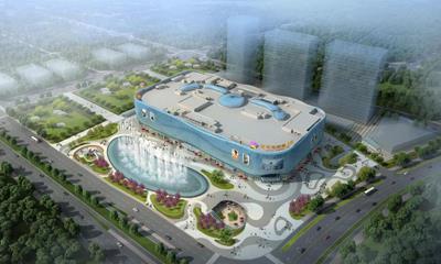 常州爱琴海购物公园奥特莱斯12月22日开业 引进中国最大屋顶马术场