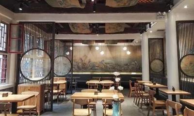故宫开了一家咖啡馆 售卖一些故宫文创周边产品!
