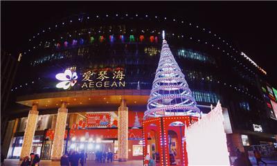 点亮炫彩流年 北京太阳宫爱琴海开启浓情圣诞季