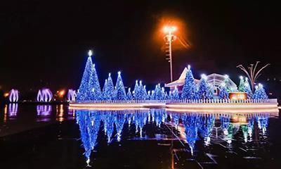 上海这25个会讲故事的圣诞美陈,美到炸裂!