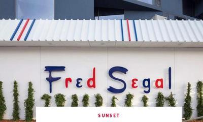 买手店居然也能卖凉茶?Fred Segal57年来一直引领时尚潮流