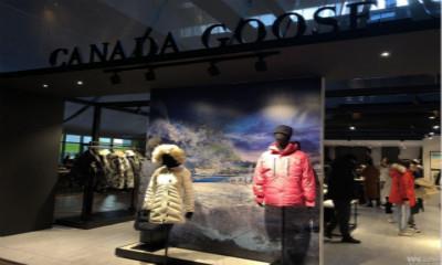 """加拿大鹅的""""至暗时刻"""":股价暴跌 中国内地首店未能如期开业"""