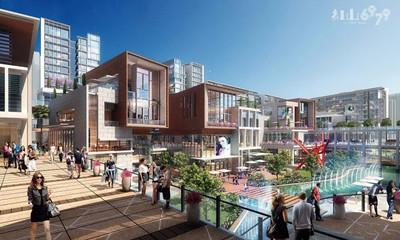 深圳首个带美术馆、图书馆的商业项目 红山6979预计明年开业