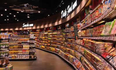 绿地G-Super首家旗舰店开业 明年计划开店超20家