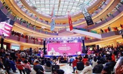 TCP时装秀、千人蛋糕、MINI Cooper园游会...刚满2岁的滨江宝龙城玩嗨了
