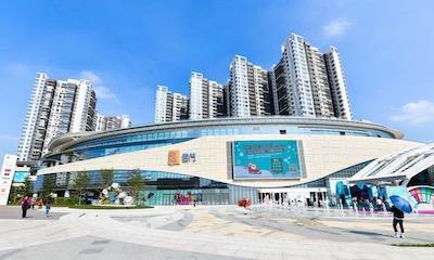 """广州首个""""MALL+PARK""""综合体 云门New Park开幕引进了哪些品牌?"""