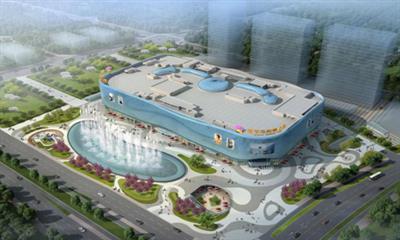 常州爱琴海购物公园奥特莱斯12月22日开业 携多品牌首进