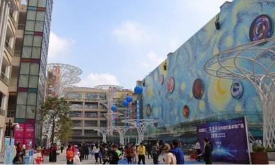 家汇Mega Park购物中心12月21日试业 东莞再添新繁华商圈