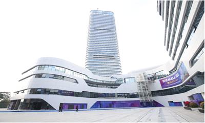 凯德MALL•180预计2019年4月开业 京东7FRESH等商圈首店品牌进驻