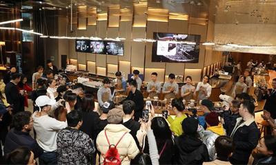 """太平洋咖啡再出""""新招"""" 在北京开出首家自烘焙旗舰店LUXE!"""