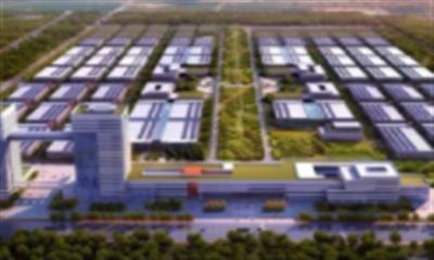 中信无极皮革后整循环经济产业园项目正式开工建设