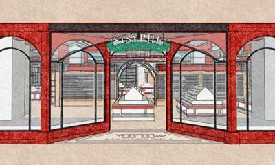 西西弗首家红标店12月31日开业 进驻北京华联常营购物中心