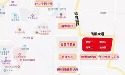 万达8.52亿夺台山21.43万�O商住地 或建江门第三座万达广场