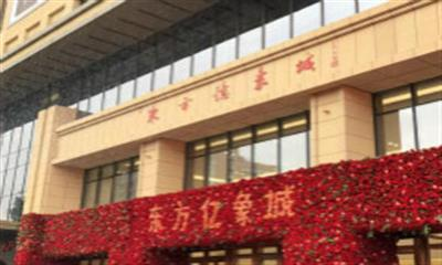 东方亿象城人气不断高涨 城东商业繁华升温