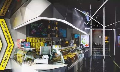 周黑鸭在深圳开了家电竞奶茶主题店 瞄准男性市场
