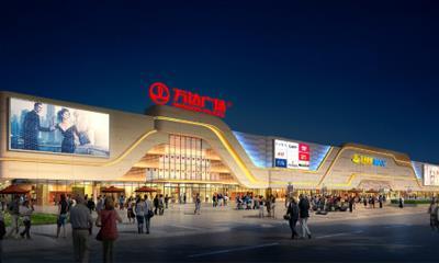 榆林万达广场12月22日开业 永辉超市、优衣库、苏宁等进驻