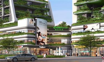 碧桂园文商旅集团打造特色商务型商业新模式