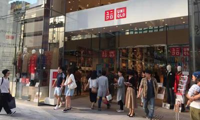 优衣库日本市场销售连续2个月下滑 它还能打败天气吗?
