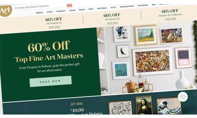 沃尔玛计划收购家居装饰网站Art.com 预计明年初完成