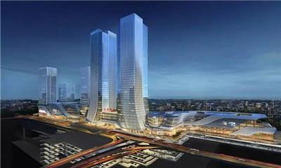 中国TOD模式发展样板之作 龙湖重庆金沙天街官宣发布