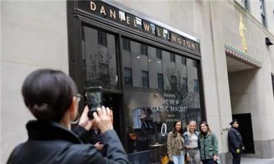 中国线下门店达200家 DW如何能成现象级轻奢配饰品牌?