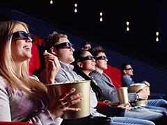 全国约6000家影院票房低于500万 超大规模影院仅剩15家