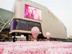 """情人节将至,看上海爱琴海购物公园如何构建全场景""""求爱圣地""""?"""