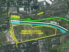 龙阳路交通枢纽地块137.7亿成交 浦东最大的商业中心5年内入市!
