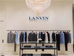 传法国奢侈品牌Lanvin也将被中国买家复星国际收购