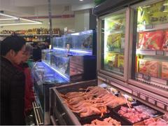 红旗连锁开卖鲜肉活鱼 生鲜超市赛道竞争愈发激烈