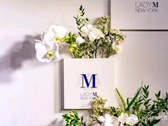 LADY M内地第三家门店进驻杭州万象城 2月7日开业