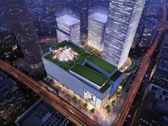 上海今年或新增31个商业地标:陆家嘴中心L+Mall、星光耀广场等