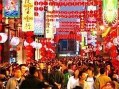 春节全国零售和餐饮企业销售额9260亿 都花在哪儿了?