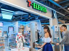 7-11首个无人便利店目前尚处于测试阶段 商品总数不到1000个