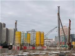 上海徐家汇中心最新进展!高达370米将成浦西第一高楼