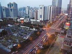 """天河路商圈成中国第一个""""万亿""""级商圈 创新求变打造商旅文综合体"""