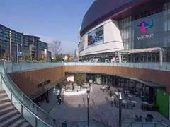 上海购物中心加码体验式消费 商场屋顶变成菜园、电影院、马术场