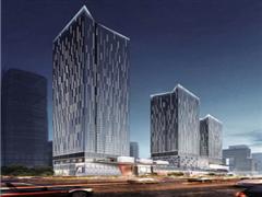 南京国金中心IFC商场已预租 预计于2020年全面落成